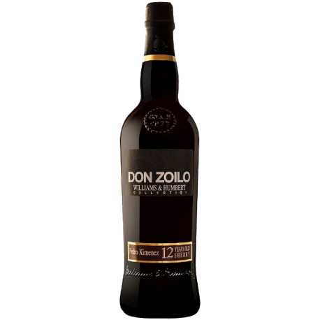 Sherry PX 12 years Don Zolio