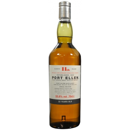 Port Ellen 32years 11th Release