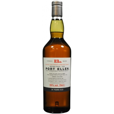 Port Ellen 34years 13th Release