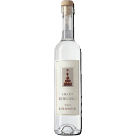 Grappa Brunello 0,5 ℓ